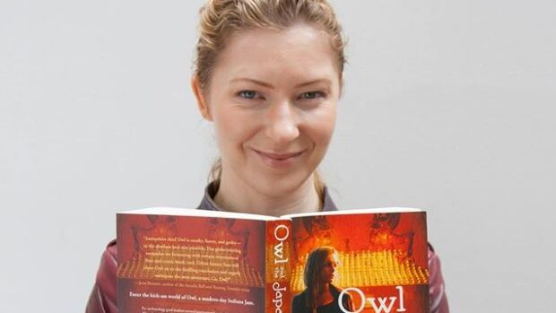 'Owl and the Japanese Circus' is the debut novel from Kristi Charish.