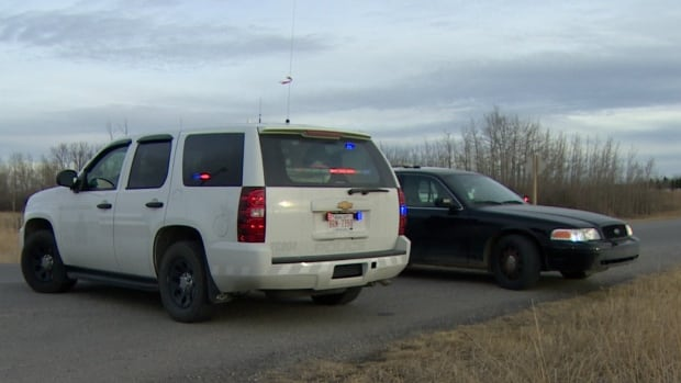 Police are still seeking witnesses to a shooting at a Muslim cemetery Friday near Cochrane.