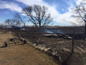 Virden grass fire 2