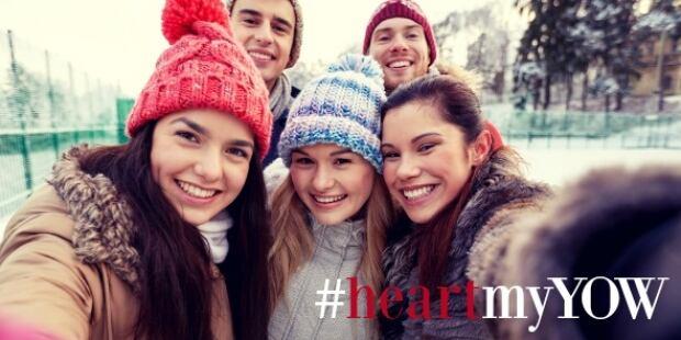#heartmyYOW