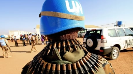 UN peacekeeping report
