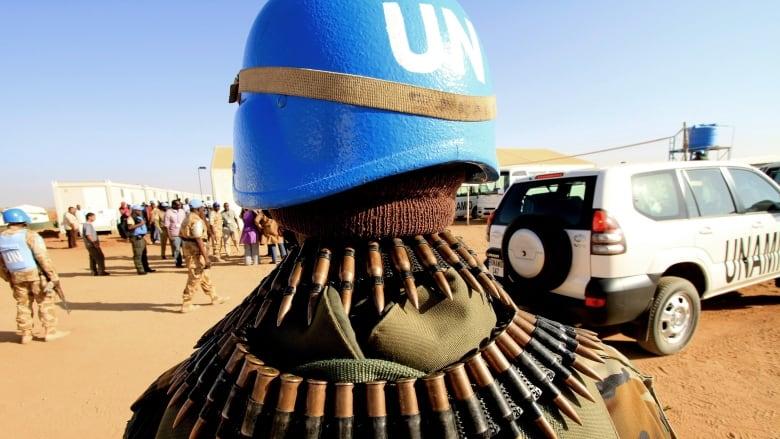 UN peacekeeping report