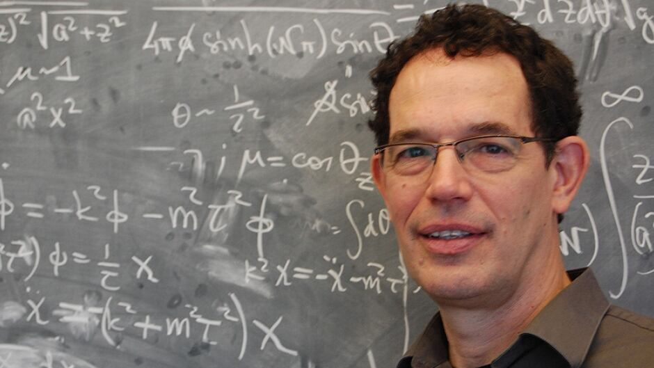 Physicist & Director of the Perimeter Institute for Theoretical Physics, Neil Turok.