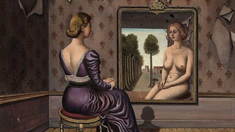 Paul Delvaux - Le Miroir