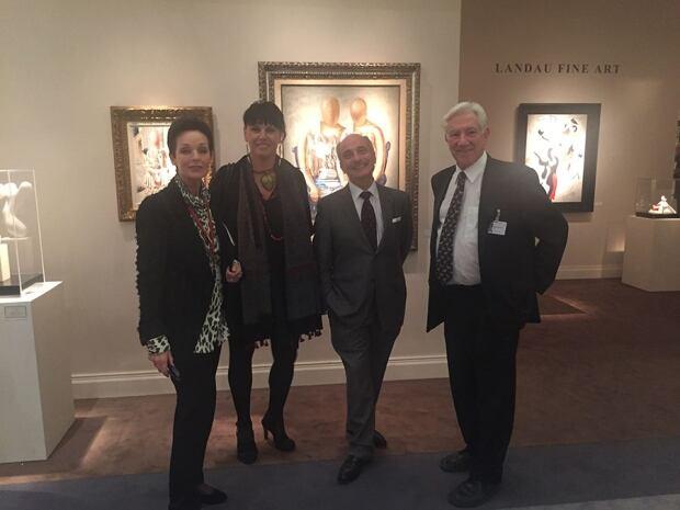 Landau Fine Art and friends