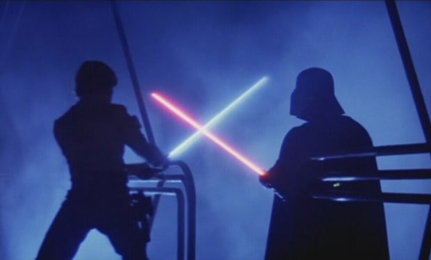 Local Star Wars fans unite to form first lightsaber duelling