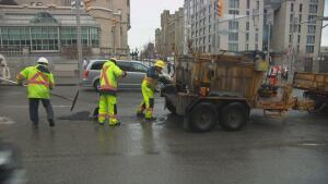 City Pothole Squad