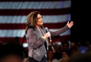 Sarah Palin trump
