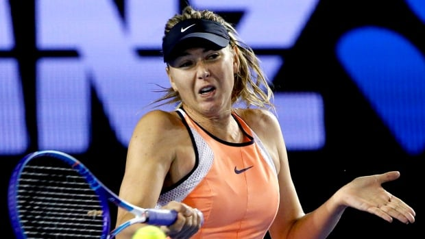 Maria Sharapova faces a ban from tennis authorities after testing positive for a banned drug.