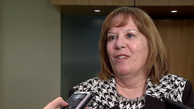 Energy Minister Marg McCuaig-Boyd said she likes PSAC's proposal to use federal money for decommissioning oil wells.