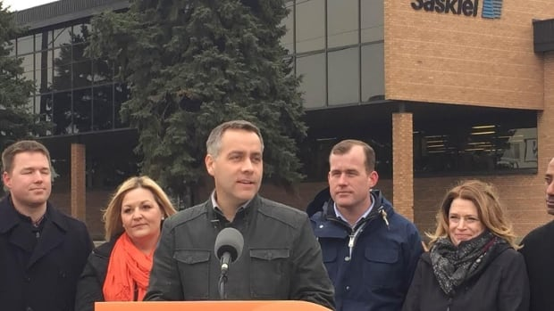 Cam Broten is vowing not to sell off Crown corporations.