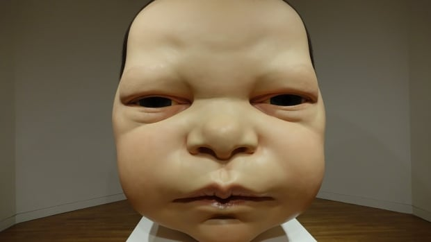 Ron Mueck, Head of a Baby, 2003