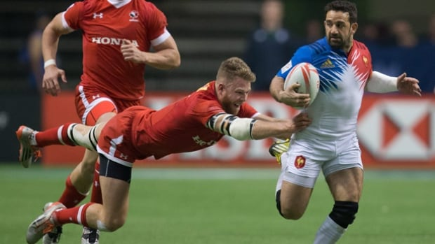 Canada drew Wales, Fiji and South Korea for the Hong Kong rugby sevens World Cup tournament next month.