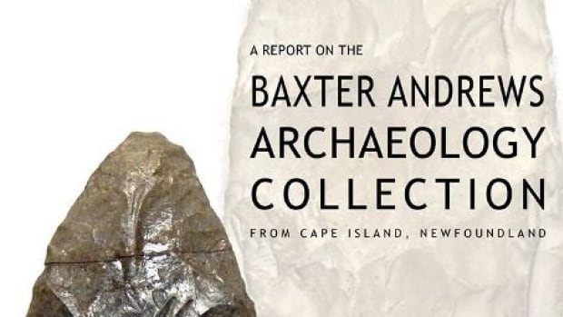 This collection of 17 arrowheads was found by Baxter and Bernice Andrews in the Cape Freels area.