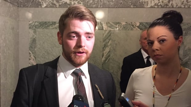 Calgary-Hawkwood NDP MLA Michael Connolly apologized in the legislature Tuesday morning.