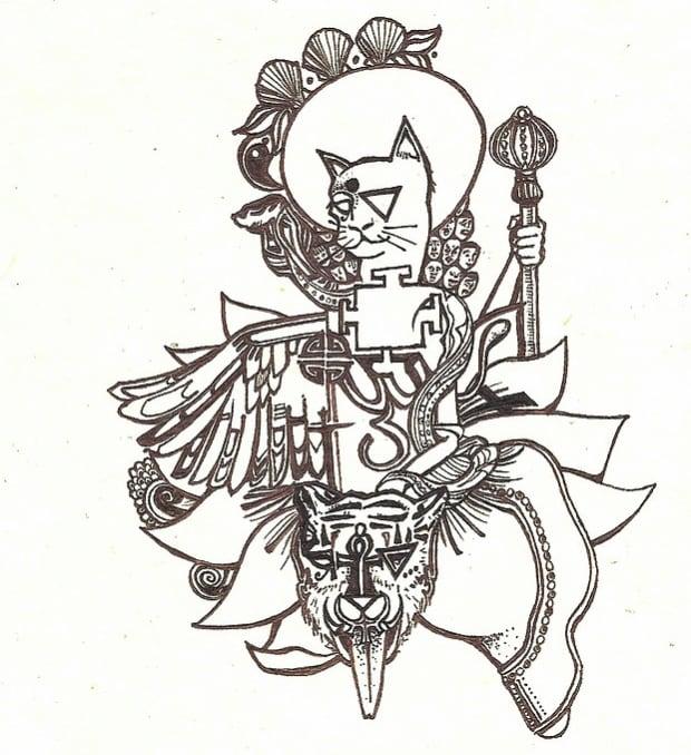K!mmortal, Goddess Bast