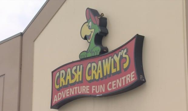 crash crawly's