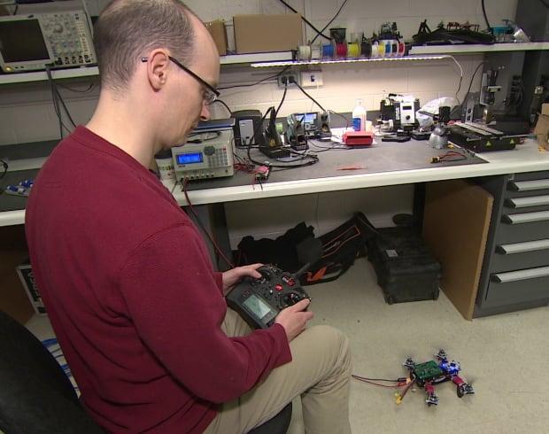 Agile Sensor Technologies, testing robotics