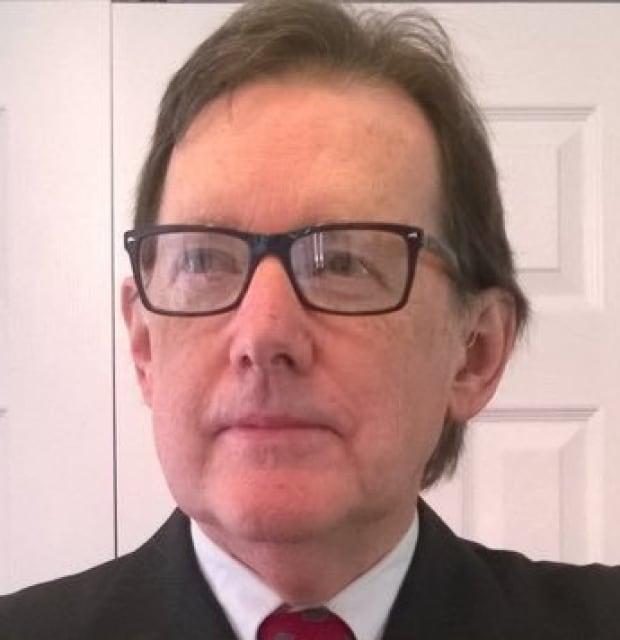 Stephen Pate blogger