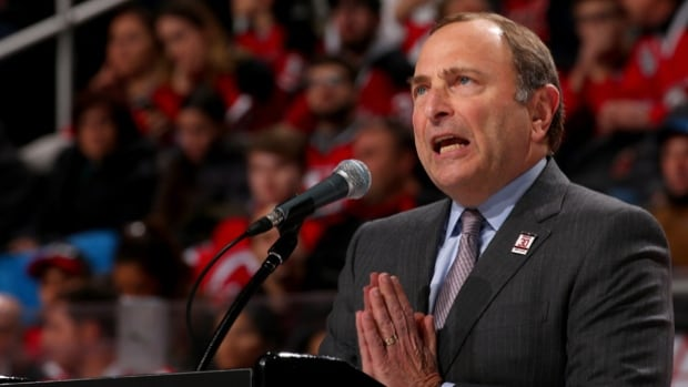 NHL commissioner Gary Bettman said he does not want to get in a public debate about concussions after the NFL admitted there is a link between playing football and CTE.
