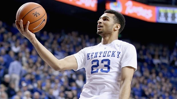 Jamal Murray led perennial power Kentucky in scoring this season with 20.1 points per game.