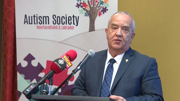 Scott Crocker, executive director of the Autism Society of Newfoundland and Labrador, says families and individuals with autism face 'huge' challenges.