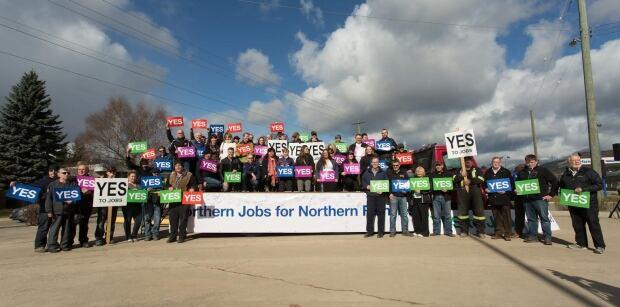 northern jobs rally