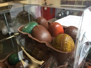 Rousseau Chocolateir Eggs