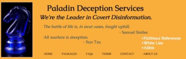 Paladin Deception