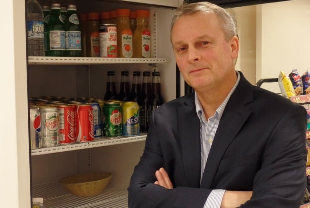 Senator David Wells on Sugary Drinks