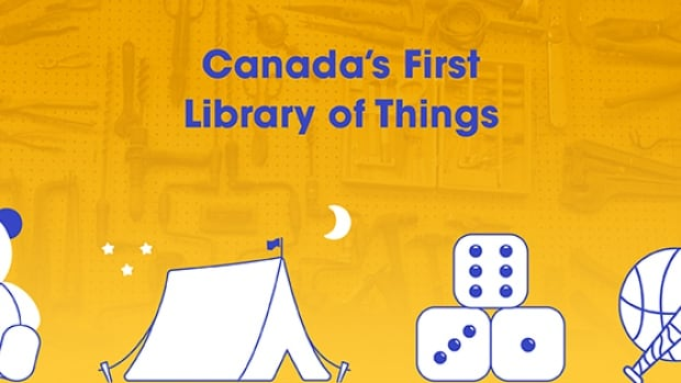 The Sharing Depot claims it will be Canada's first library of things.
