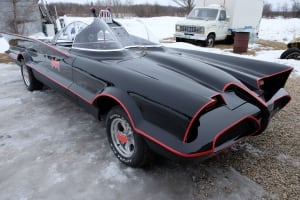 Batmobile wide