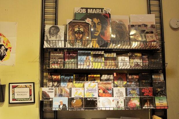 A Different Booklist - CDs