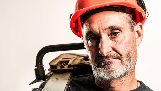 Timber King Andre Chevigny is one of the high-profile speakers at this weekend's Edmonton Home + Garden Show.