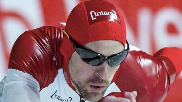 Olympic speed skating medallist Denny Morrison is set to compete this weekend for the first time since his motorcycle accident in May 2015.