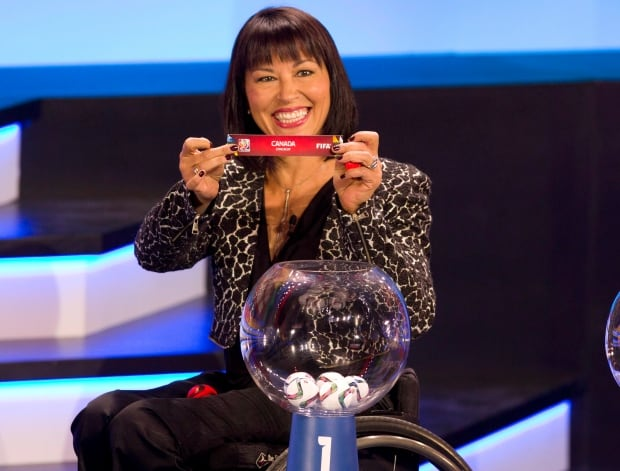 Chantal Petitclerc senate