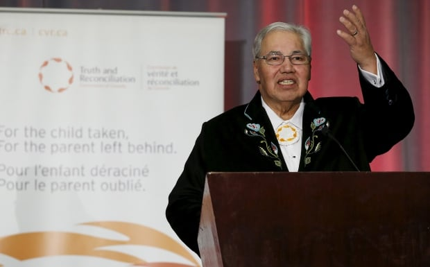 Justice Murray Sinclair senate