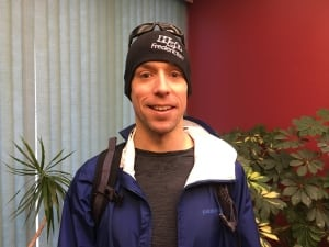 Travis Saunders, UPEI kinesiologist