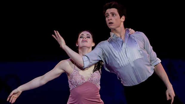 Canadian ice dancers Tessa Virtue, left and Scott Moir are on an exclusive list of skaters who won world titles at both the junior and senior levels.