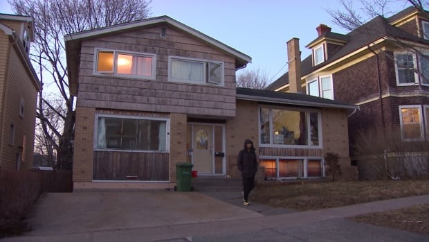 The landlord of this home on Payzant Street in Halifax says she will comply with a city notice telling her to bring the property into compliance with bylaws.