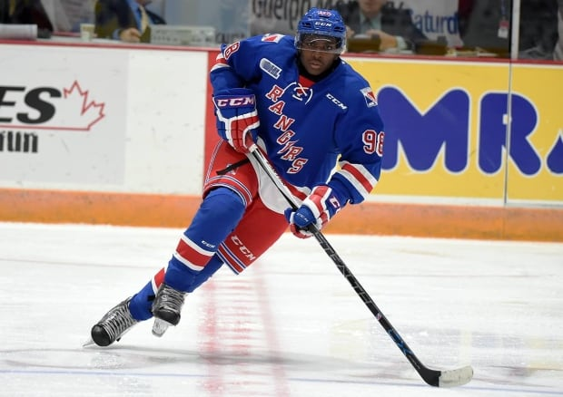 Elijah Roberts Kitchener Rangers post-season Windsor Spitfires