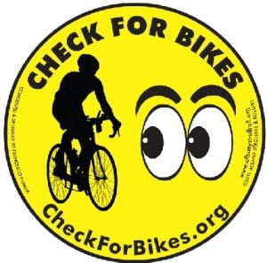 check for bikes