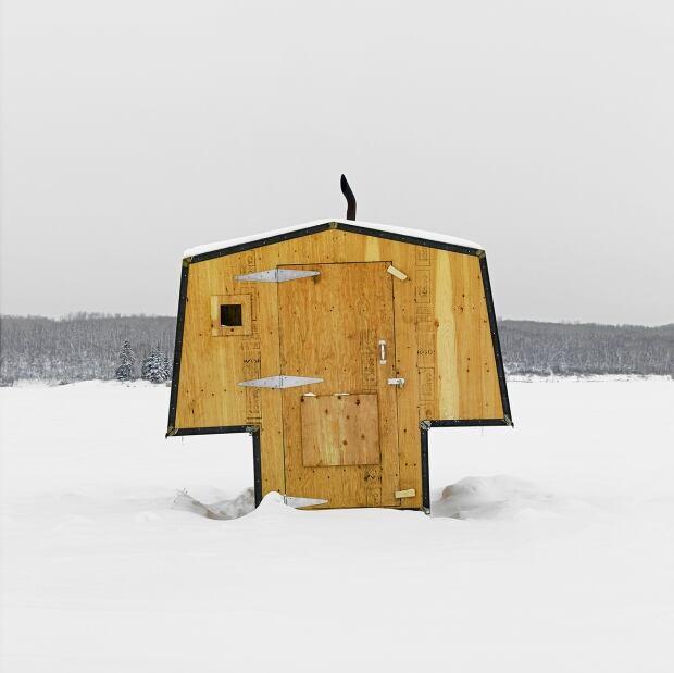 Saskatchewan Ice huts take 2