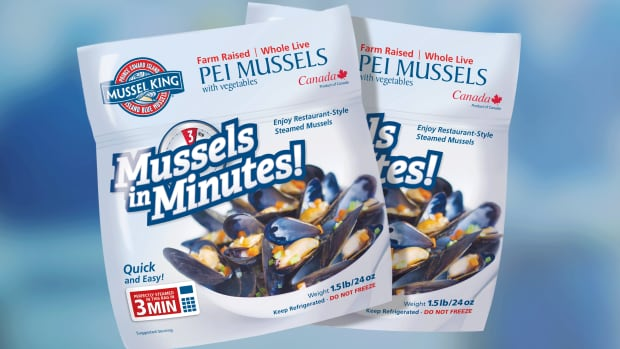 P.E.I. Mussel King will launch a new product, Mussels in Minutes, with help from a repayable government loan.