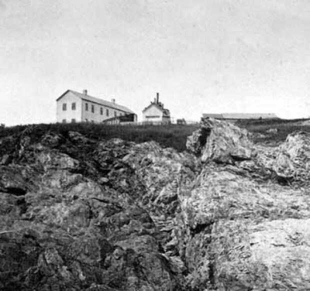 Partridge Island, archive photo