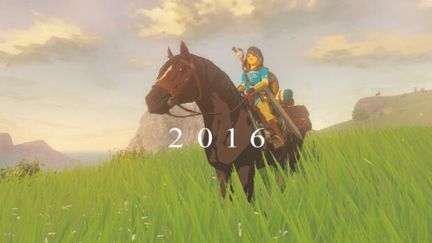 Zelda 2016 promo shot