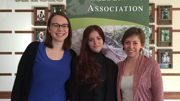 Young Canadians like Joanna Skrajny, Esther Bogorov and Andrea Johancsik see a future less dependent on fossil fuels.