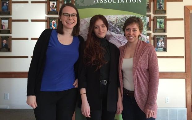 Three women discuss Canada's oil and gas future