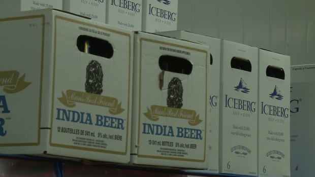 Brands like India and Iceberg are no longer eligible for Air Miles at the liquor store.