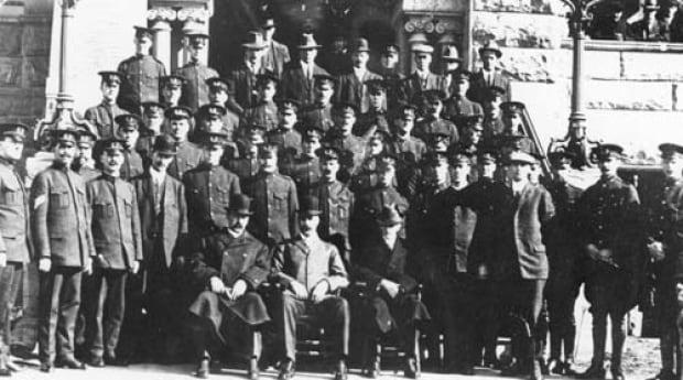 Calgary police 1911-1918
